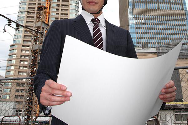 建設会社社長イメージ
