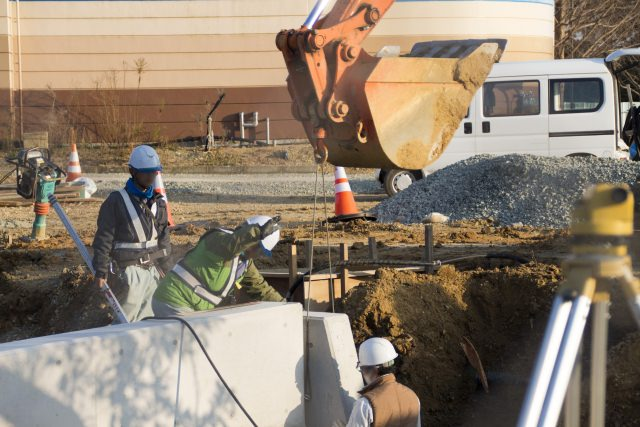福岡県の建設業のイメージ画像
