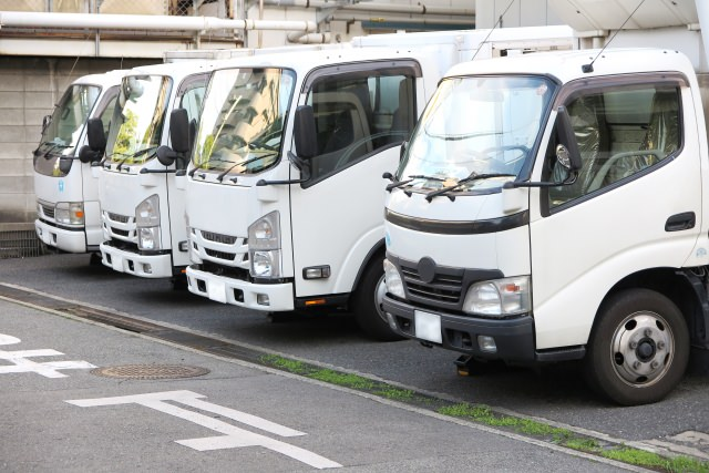 大阪府の運送業のイメージ画像