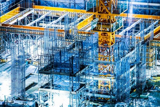 関西エリア・大阪府の建設業のイメージ画像