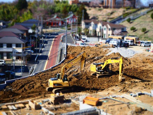 関西エリア・京都府の建設業のイメージ画像