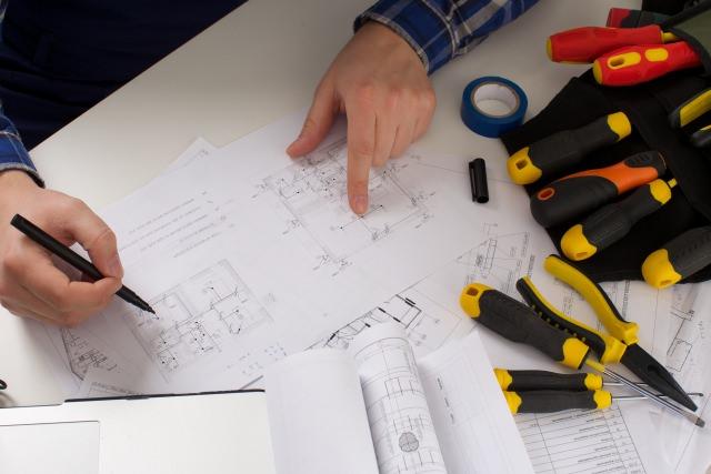 中国エリア・岡山県の電気工事業のイメージ画像