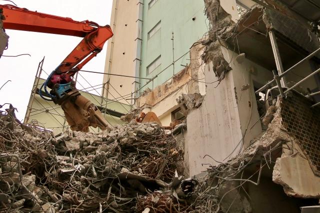 関西エリア・京都府の解体業のイメージ画像