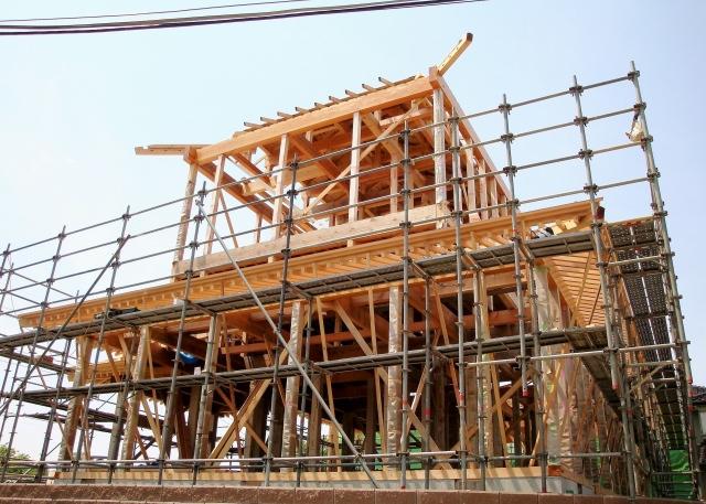 関西エリア・京都府の宮大工業のイメージ画像